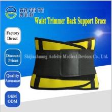 Instrutor de cintura médico respirável em shapers das mulheres