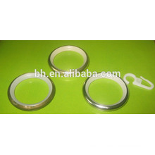 Blinding Type And Chinese Style Plastic Curtains Rings For Shower Windows