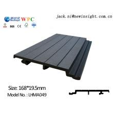 168*20мм панель древесины пластичная составная декоративная стена Плакирования WPC