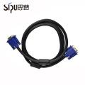 SIPU usine prix en gros audio ou ordinateur câble vga pour moniteur vidéo câbles vga câble 3 + 5