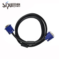 SIPU 9 pin /15pin vga cable 3 6 vga ps2 3+6