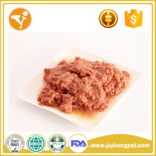 Cheap and high quality wholesale tuna flavor import canned dog pet food
