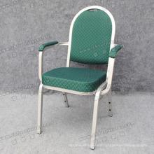 Green Armrest Chair (YC-ZL12-01)