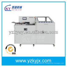 Compact unit including finishing machine for producing tooth