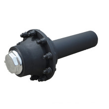 Trailer Axle-Hot Sale Hot Axle Stub Axle for Truck Parts Without Brake