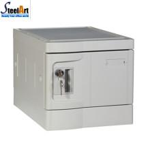 Venda quente boa qualidade abs armário de plástico com fechadura com chave