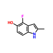 Cas288385-88-6 4-Fluoro-5-hydroxy-2-methylindole