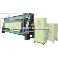 Leo Filter Press High Efficiency Auto Hydraulic Pressing Hydraulic Filter Press