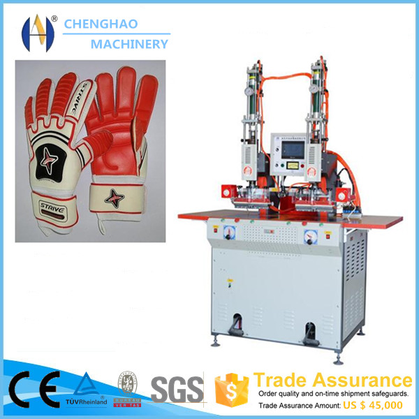 Double Wordking station high frequency welding machine