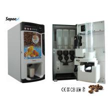 Máquina automática de café quente e fria para família comercial Sc-8703bc3h3