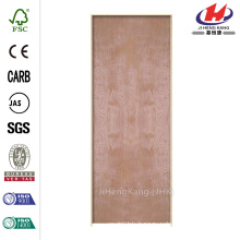 30 in. x 80 in. Smooth Flush Hardwood Hollow Core Birch Veneer Composite Single Prehung Interior Door
