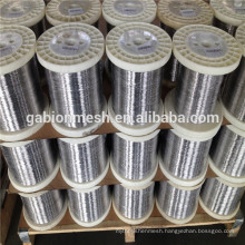 Hot sale stainless steel piano wire Anping factory