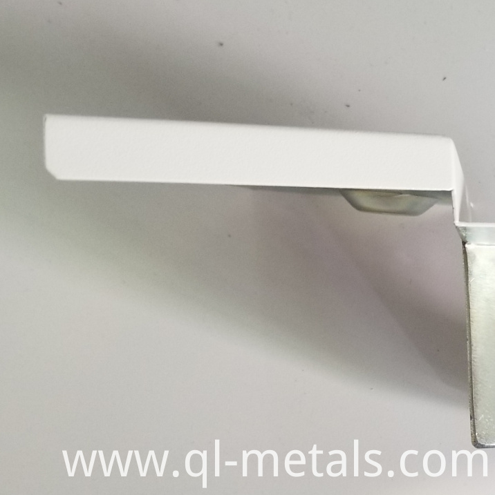 White Metal Coating