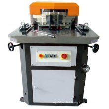 Hydraulic Corner Notching Machine/Notcher (Variable Angle 4mm)