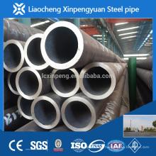 """Tubo de aço sem costura tubulação tubo astm a106 12 """"sch40"""