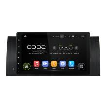 """9 """"lecteur audio voiture tactile complet de BMW"""