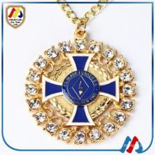 Collier de mode Custom Medallions anciens