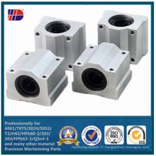 Aluminium CNC Usinage Atelier Processus Usine Directement (WKC-473)