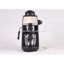 Steam coffee maker 4 cups -coffee pot
