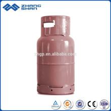 Leere 12,5 kg LPG-Füllgasflasche