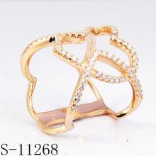 Novos estilos 925 prata anel de jóias de moda (s-11268)