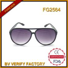 Fg25654 Cheap Popular Cat 3 UV400 Vintage Sunglasses 2016
