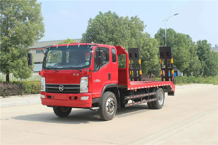 Flatbed Truck 3