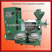 Automatische Erdnuss-Öl-Presser-Maschine (200KG / H) 0086-15138669026