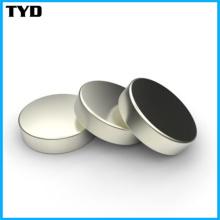 High Magnetic Performance Rod Rare-Earth Cylindre Aimants en néodyme