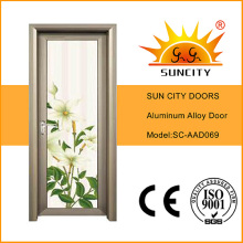Toilet Design Aluminum Alloy Doors (SC-AAD069)