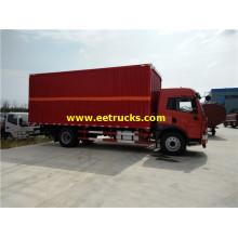 5ton FAW Light Wing Van Trucks