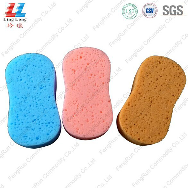 colorful grouting sponge