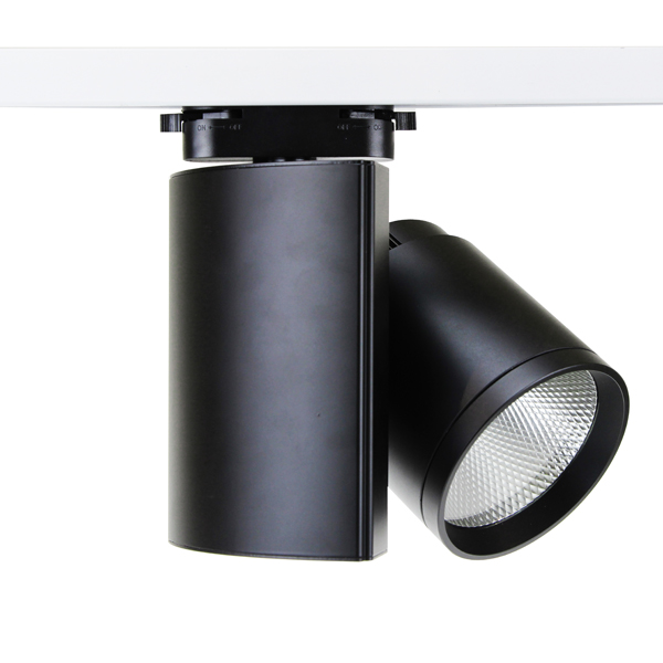 Commercial Track Light black