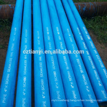 Alibaba manufacturer wholesale q235 steel pipe