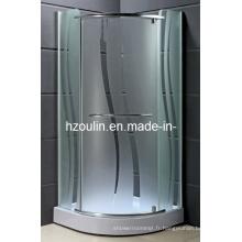 Salle de douche en aluminium Hingle (AS-930)