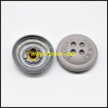 4-hole Look Alloy Snap Button