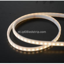 Alles in één SMD3014 120leds 3000K Milky LED strip light