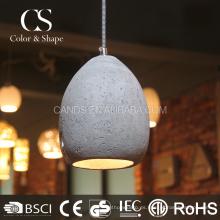 Lámpara de techo de cerámica vintage para decoraciones de hogar y hotel