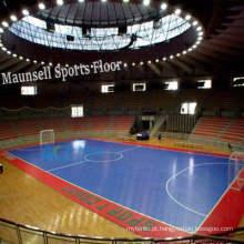 Assoalho dos esportes do bloqueio de Maunsell, assoalho de bloqueio dos PP