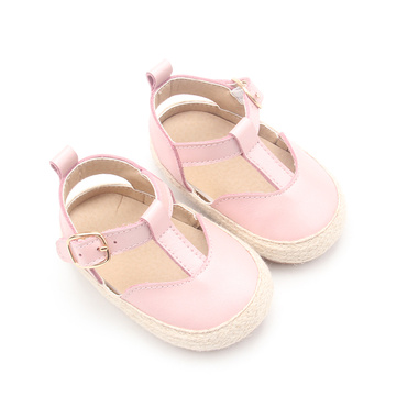 Mary Jane Soft Leather Toddler Girls Sandals Kids