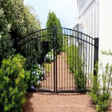 Cerca de venda quente de ferro cerca soldada / metal esgrima portão / antigo ferro forjado cerca