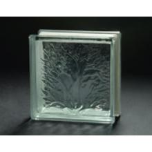 190 * 190 * 80mm Coral Glass Block avec AS / NZS 2208