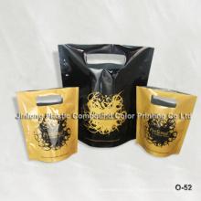 Сумка для мешков с сумкой для мешков с шампунем