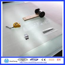 Anping factory price 80 mesh titanium woven wire mesh UNS R50250 titanium filter cloth