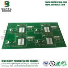 4 strati ENIG multilayer PCB Factory Da Shenzhen