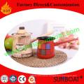 European Style 725ml Enamel Coffee Pot/Teapot with Lid