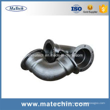 OEM Ductile Hubless Cast Iron Pipe Fittings From ISO9001 Foundry