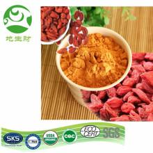 Extracto de wolfberry orgánico 100% puro chino