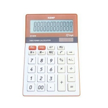 12 chiffres calculatrice orange
