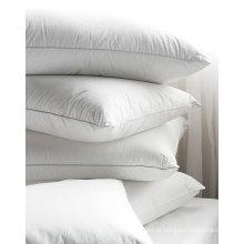 Travesseiro de hotel Almofada macia de microfibra com debrum